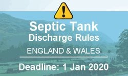 Septic Tank Regulations 2020 – Are You Compliant With The New Legislation? image 1