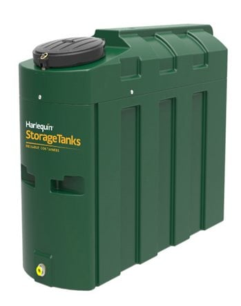 product picture of Harlequin 1000 Litre Bunded Oil Tank