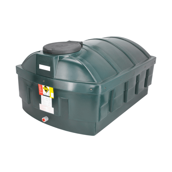 product picture of a 1200 litre bunded oil tank