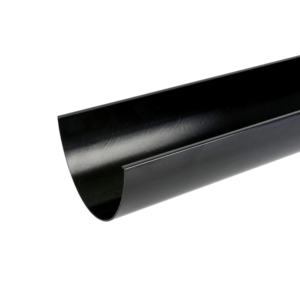 Picture of Industrial Guttering 4m Black