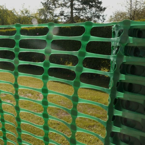 product picture of green plastic barrier fencing pic 3