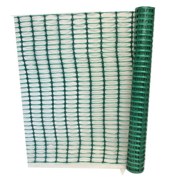 product picture of green plastic barrier fencing pic 4