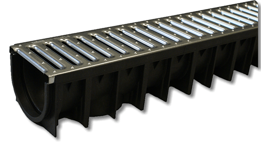 product picture of mufle galvanised channel drain