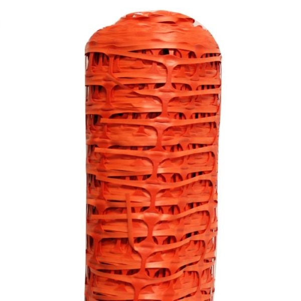product picture of orange plastic barrier fencing pic 4