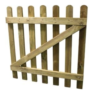 product picture of picket fencing gate 2