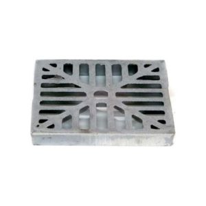 product picture of an aluminium gully grid drain cover