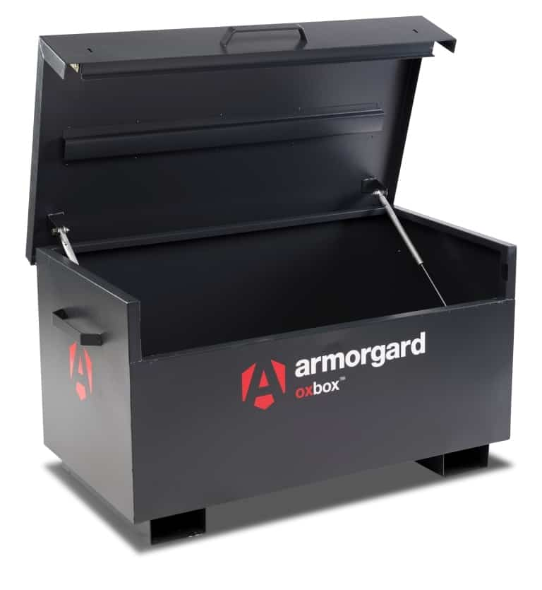 product picture of armorgard ox1 site box open