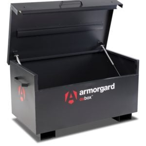 product picture of armorgard ox3 site box open