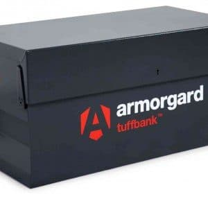Product picture of armorgard tb1 van tool box closed