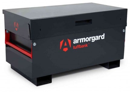 product picture of armorgard tb2 site tool box closed