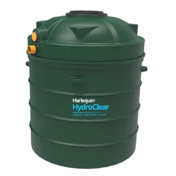Harlequin CAP9 Compact Sewage Treatment Plant