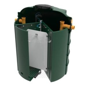 product picture of Harlequin CAP9 sewage treatment plant 1 single