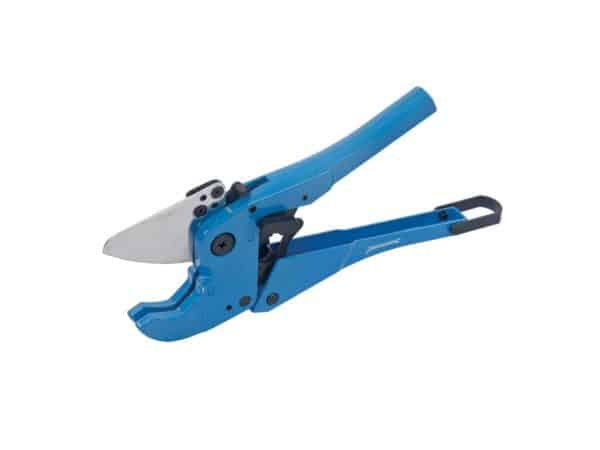 Product Picture of Silverline 675073 Expert Ratchet Plastic Pipe Cutter 42mm
