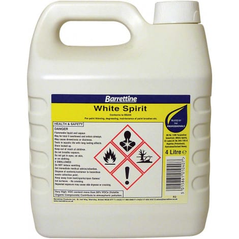 product picture of barrettline white spirit 4l