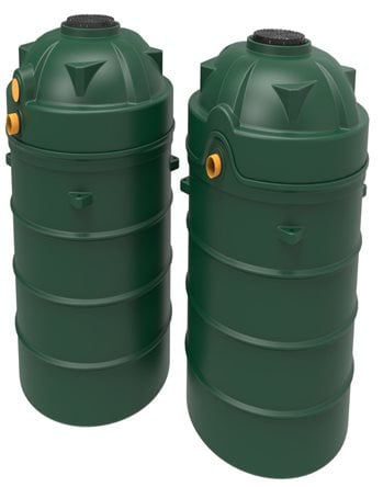 product picture or hydroclear cap 9 sewage treatment plant