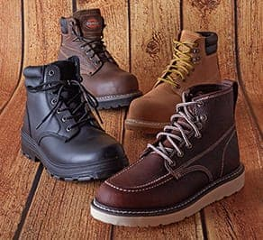 Footwear & Safety Boots
