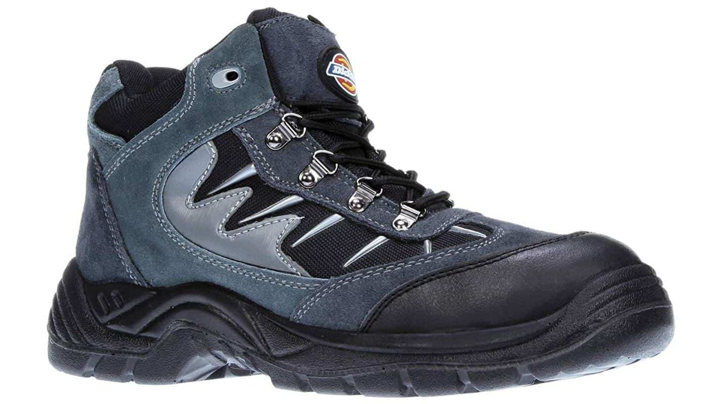 Dickies Storm Safety Work Boot Steel Toe Cap Midsole