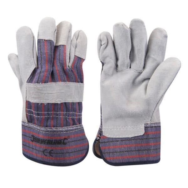 product picture of Silverline Expert Rigger Gloves