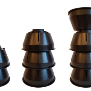 Product Picture of Stack Drain Steps of the Stack Side View