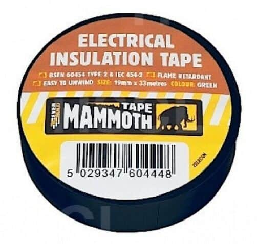 Mammoth Electrical Insulation Tape