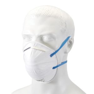 Silverline Moulded Face Mask FFP2NR image 2