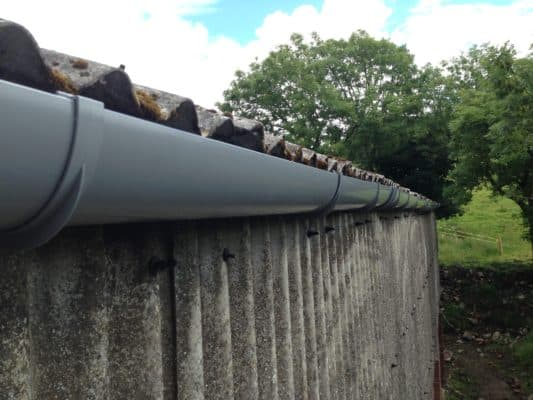Industrial Guttering Amp Commercial Gutters 160 200mm