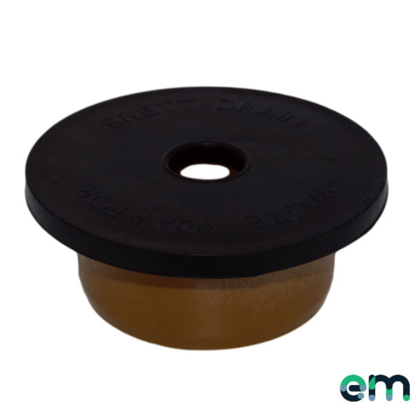 product picture of 110mm Rubber Drain to Waste Adapter Online
